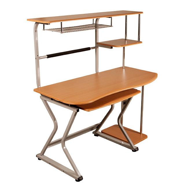 Компьютерные столы из металла