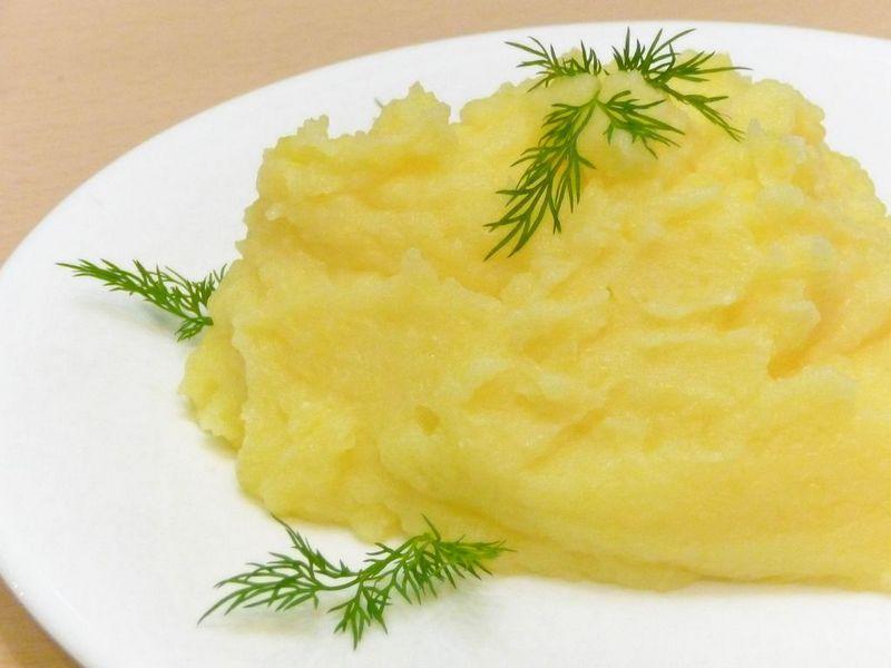 Почему нельзя есть картофельное пюре