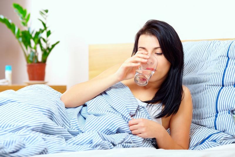 Как снять медикаментозную интоксикацию в домашних условиях