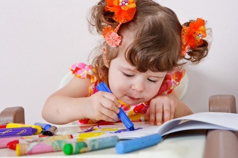 Зачем детям нужны раскраски