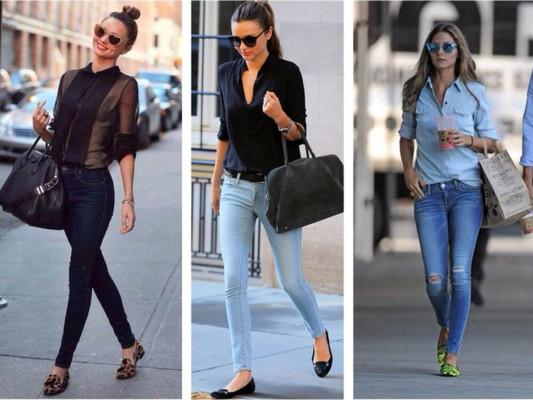 «С чем носить джинсы летом»: Рваные дыры больше не в моде