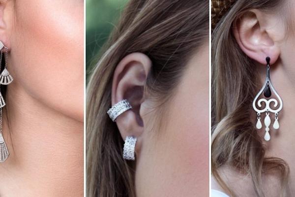 Как правильно подбирать серебряные серьги для создания идеального образа?