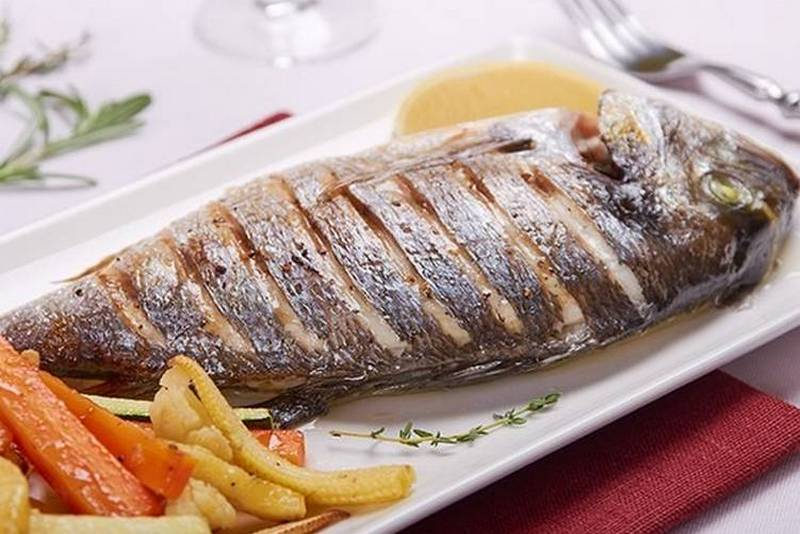 Маленький секрет жарки рыбы без костей.