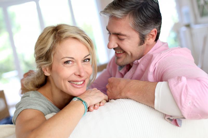 Зрела сексуальная любовь и сексуальная пара